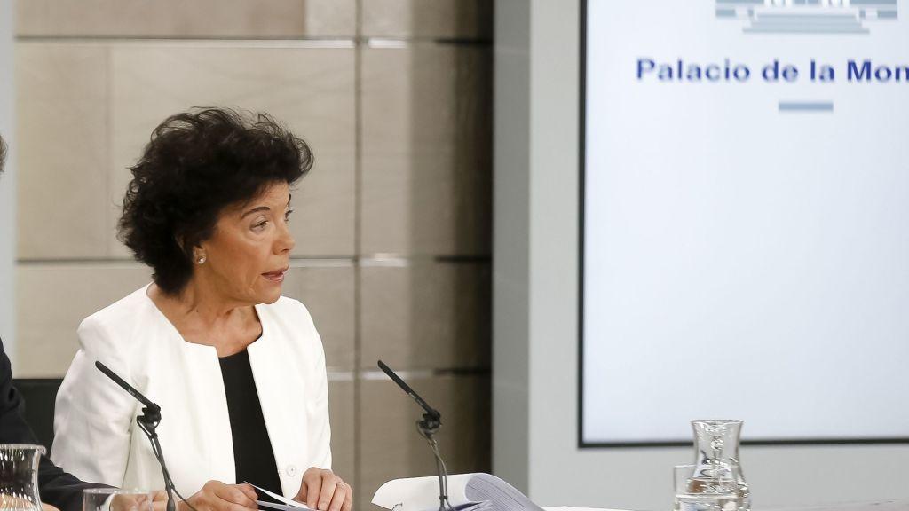 Isabel Celáa _ En El Vértice