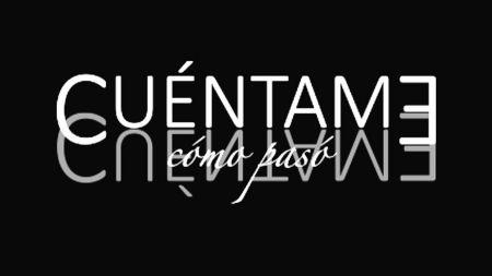 Logo de la serie Cuéntame cómo pasó _ En el Vértice